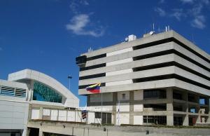 Aeropuerto de Caracas, Venezuela
