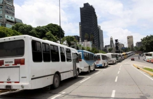 Desplazarse por Caracas