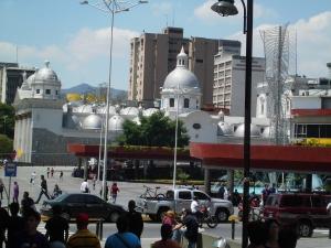 Basilica de Santa Teresa y Santa Ana