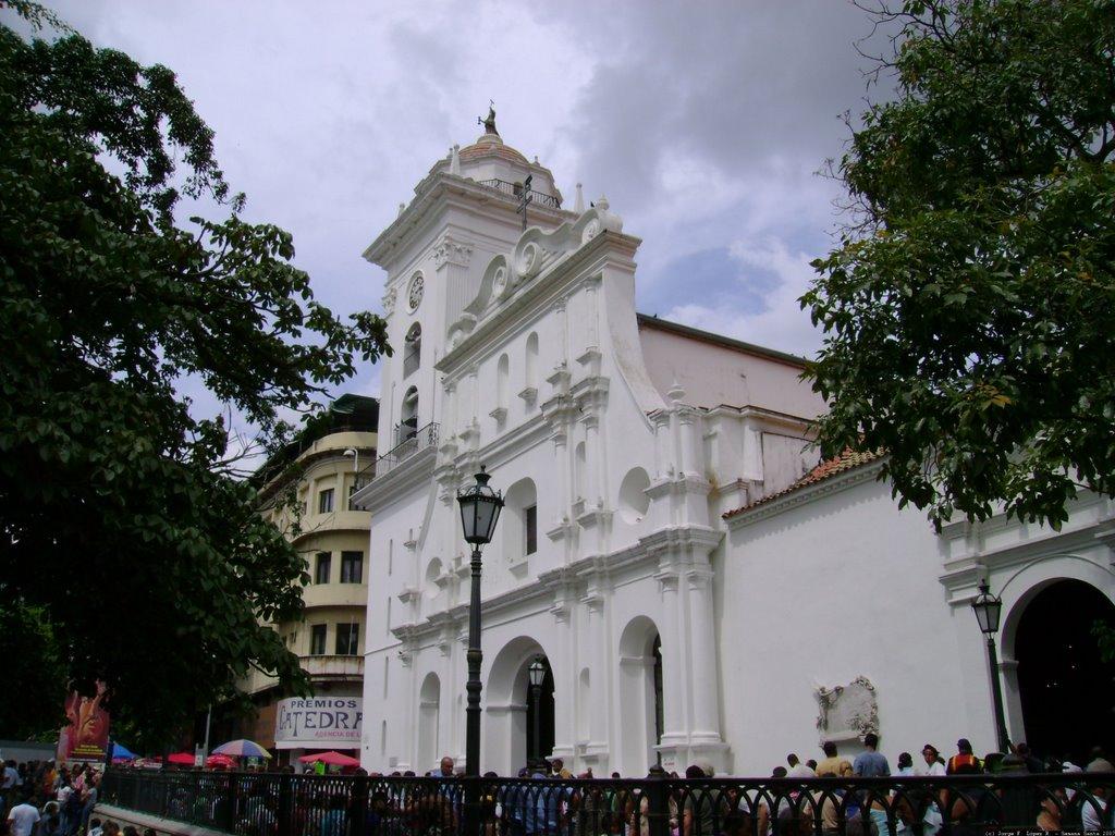 Catedral De Caracas Ciberturista