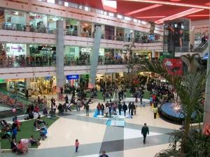 De compras en Bogotá