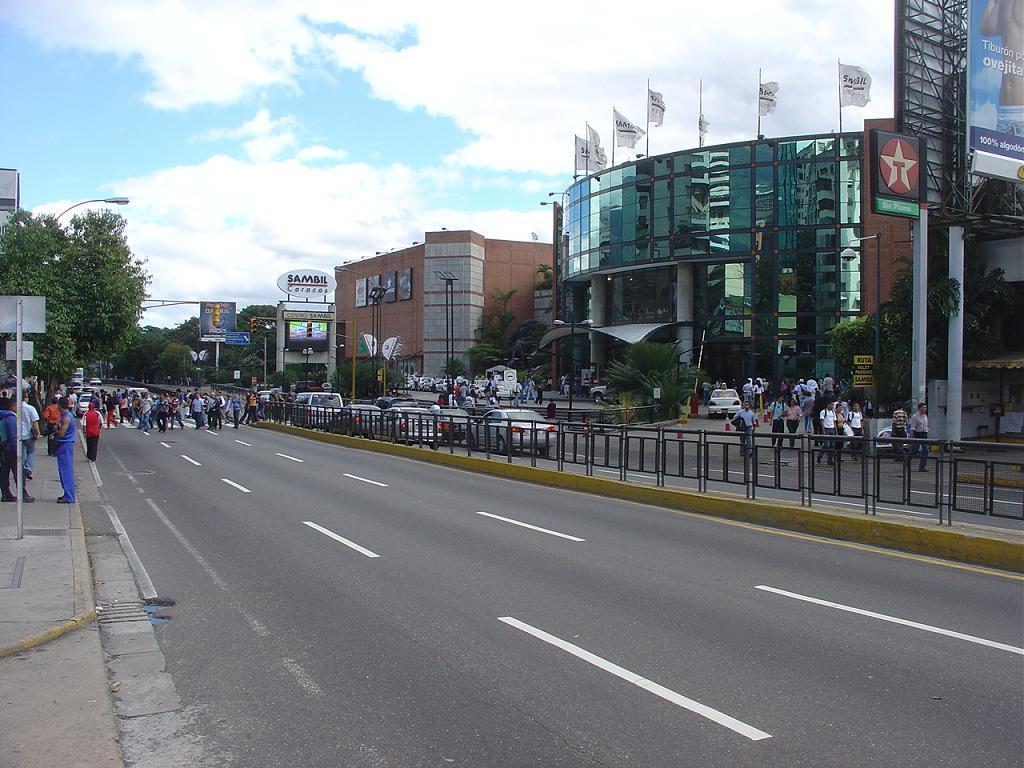 Compras en Caracas