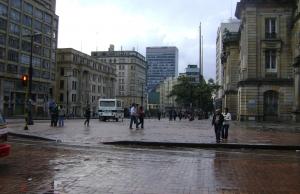 Clima de Bogotá