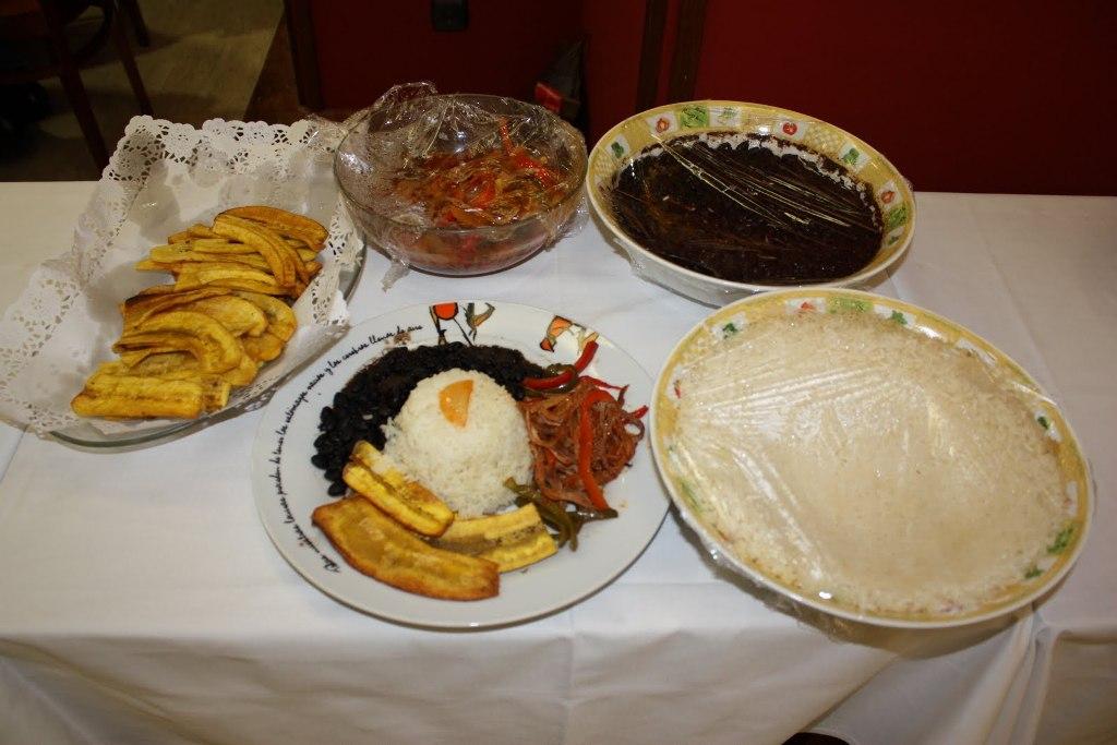 Gastronomía de Caracas