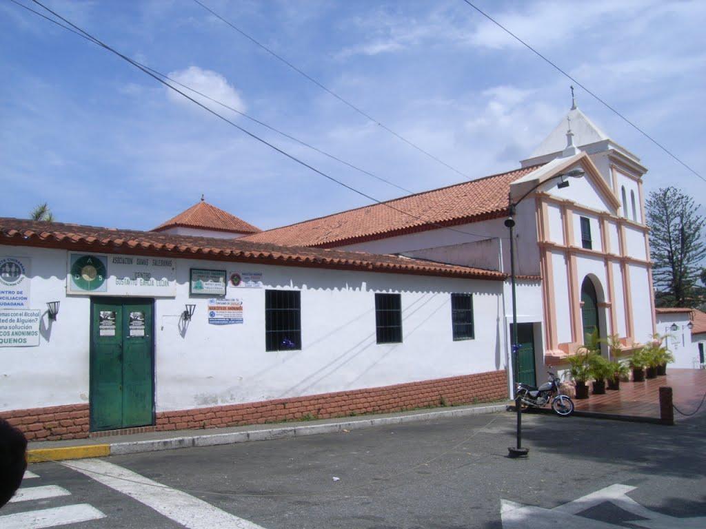 Parroquia Santa Rosalía (Caracas – El Hatillo)