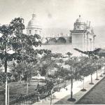Iglesia de Santa Teresa inicios de siglo 20