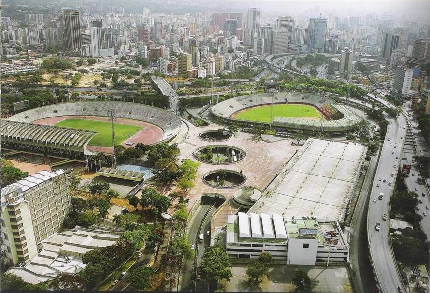 Información general de Caracas
