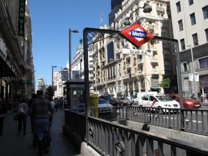 Metro de Madid - Autor