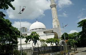Mezquita Ibrahim Al-lbrahim (Caracas)