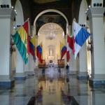 Panteón Nacional de Venezuela nave