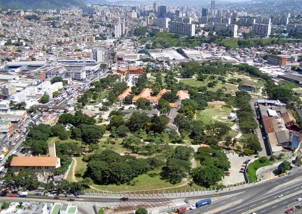 Parque Jovito Villalba (Parque del Oeste), Caracas