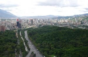 Parques de Caracas