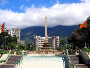 Plaza Francia en Caracas