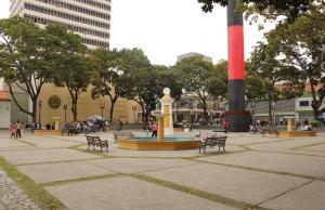 Plaza de San Jacinto (Plaza El Venezolano)