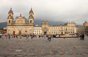 Plaza de Bolívar (Bogotá)