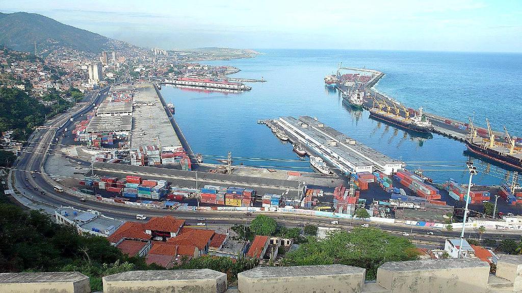 Transporte marítimo en Caracas