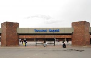 Terminal de buses de Bogota - Autor