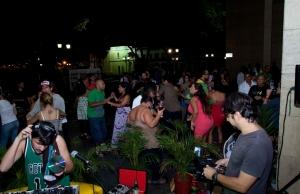 Vida nocturna en Caracas