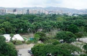 Parque Francisco de Miranda (Parque del Este), Caracas