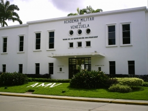 Academia Militar de Caracas Venezuela