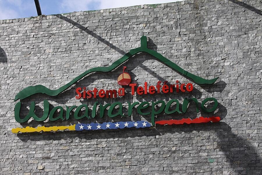 Teleférico Warairarepano de Caracas