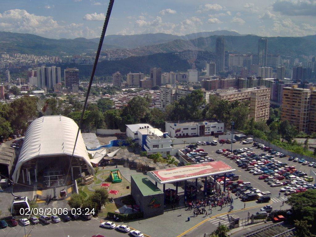 Teleférico de Caracas